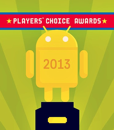 Google awards Apps on Play with Players' Choice Awards