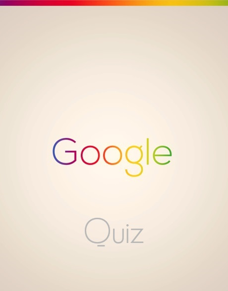 Google knows Everything about You! Let's See How Much do you know about Google.