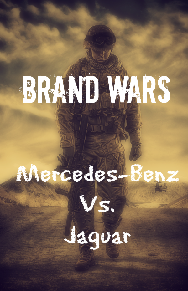 Most Notable Brand War #2 – Mercedes-Benz Vs. Jaguar