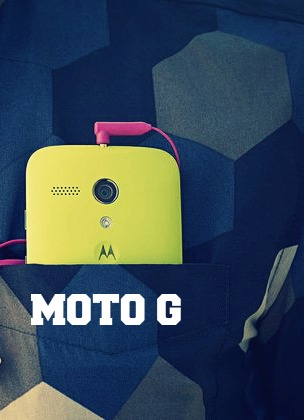Motorola Moto G – Your next Budget Phone