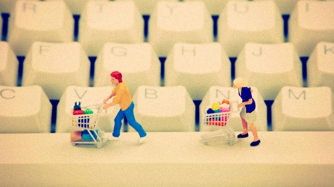 Unusual Reasons to do Online Shopping