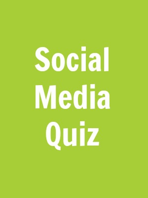 Are You A True Social Networker? Take the Quiz and Rate Yourself!